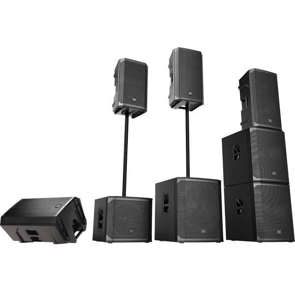 Aktivni zvočnik Electro Voice EVOLVE 50 KB EU